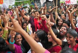 SFI clean sweeps Kannur university students' union election