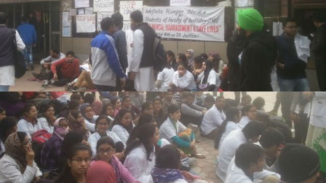 jamia-hunger-strike