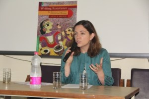 "USA based Professor delivers talk on ""Decoding Dalit literature"" in Jamia Millia Islamia"