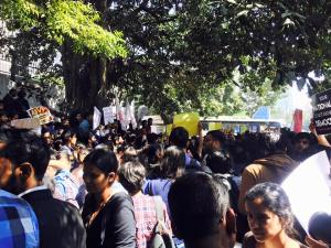 Ramjas College Controversy: Police register FIR of rioting in ABVP-AISA clashes