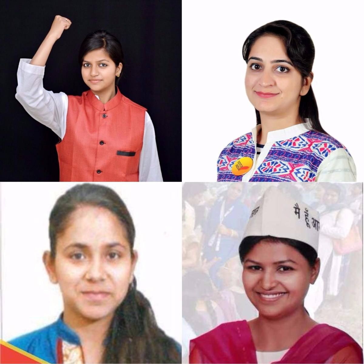 Meet these girls from DU and Jamia who are trying their luck in the MCD elections
