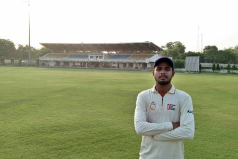 Meet this bowler from Jamia who took record 10 wickets in an inning but got unnoticed