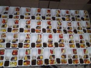 Jamia Millia Islamia Students open up Iftaar Service
