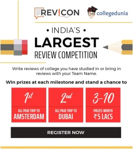 College Dunia launches Revicon for students – Win exciting prices and a trip to Amsterdam