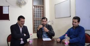 Panel Discussion: Candidates For Treasurer of Alumni Association Election of Jamia Millia Islamia