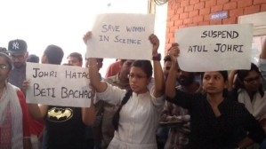 JNU Students Union approaches DCW after sexual harassment charges against JNU professor