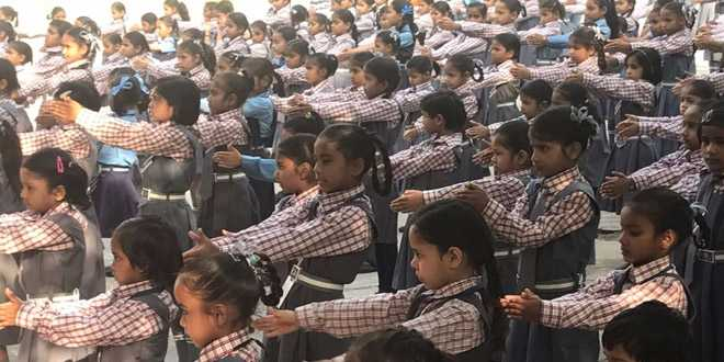 This Delhi School is all about Strengthening Water, Sanitation & Hygiene (WASH) Concepts