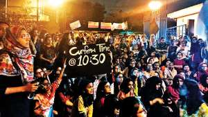 Women students accuses Jamia of again curtailing hostel timings