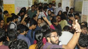 JU VC urges students' union members to call off hunger strike