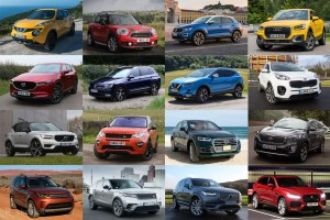 Top 5 selling SUVs in India