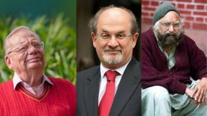 Indian authors and their splendid works