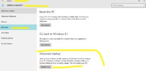 Step 1 Lenovo Laptop CMOS BIOS