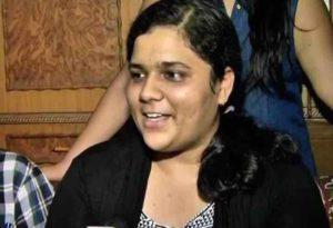 सुकृति गुप्ता (फोटो सभार: ABP)