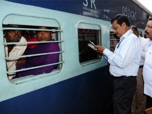 'प्रभु' के रेल में दादागिरी, टिकट रहने पर भी मरीज को ट्रेन से धक्का मार उतारा