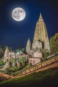 Mahabodhi mandir