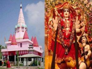 ये है बिहार का सबसे ऊंचा दुर्गा मंदिर, नेपाल से भी पूजा करने आते हैं भक्त