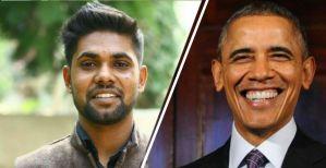 बिहार के राकेश को बराक ओबामा के विशेष सभा में शामिल होने का मिला मौका
