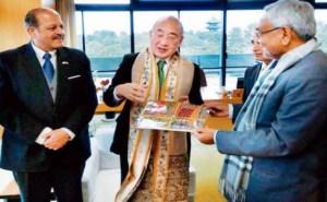सिस्टर स्टेट के रूप में जुड़ेंगे जापानी प्रांत नारा व बोधगया