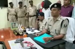 बड़ी कामयाबी: पुलिस पर हमला कर अपराधी छुड़ाने की प्लानिंग फेल, चार गिरफ्तार