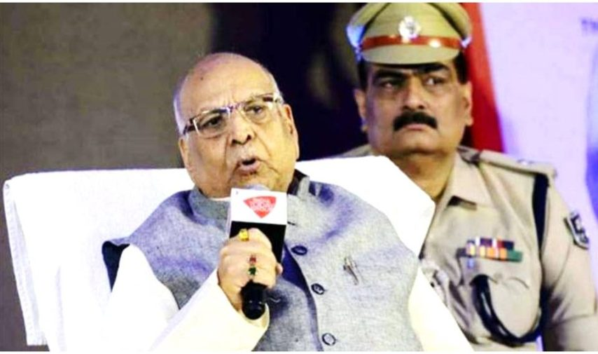 Lalli Tondon, Bihar, Governor of Bihar, SOS, India Today