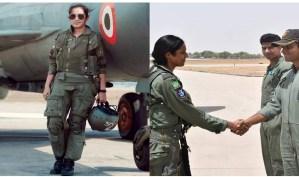 भारतीय वायु सेना की पहली महिला ऑपरेशनल फाइटर पाइलट बनी बिहार की भावना कंठ