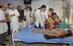 Bihar through tragedies and government without strategies