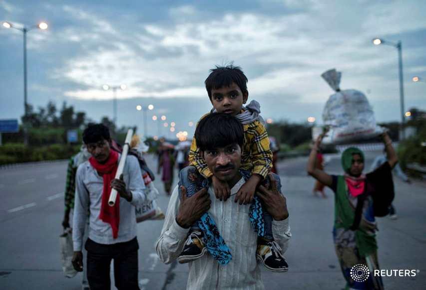 Migrant labour of bihar, Migration in Bihar