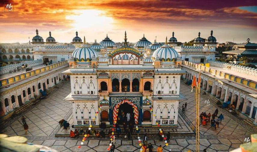 Jankpur Dham, Bihar, Mithila, nepal , Bihar