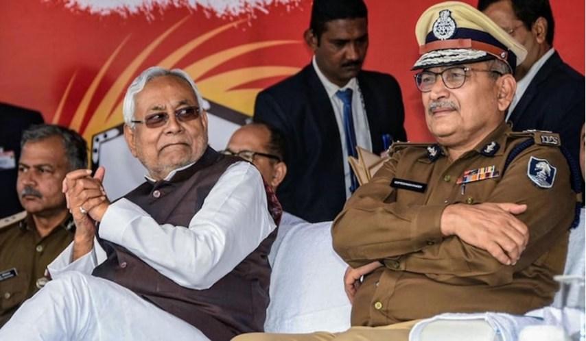 Bihar Election 2020, Nitish Kumar, IPS Gupteshwar Pandey
