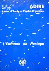 N° 13 – L'ENFANCE EN PARTAGE (1997)