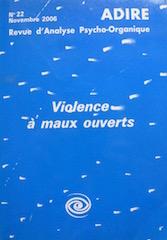 N° 22 – LES MAUX DE LA VIOLENCE (2006)