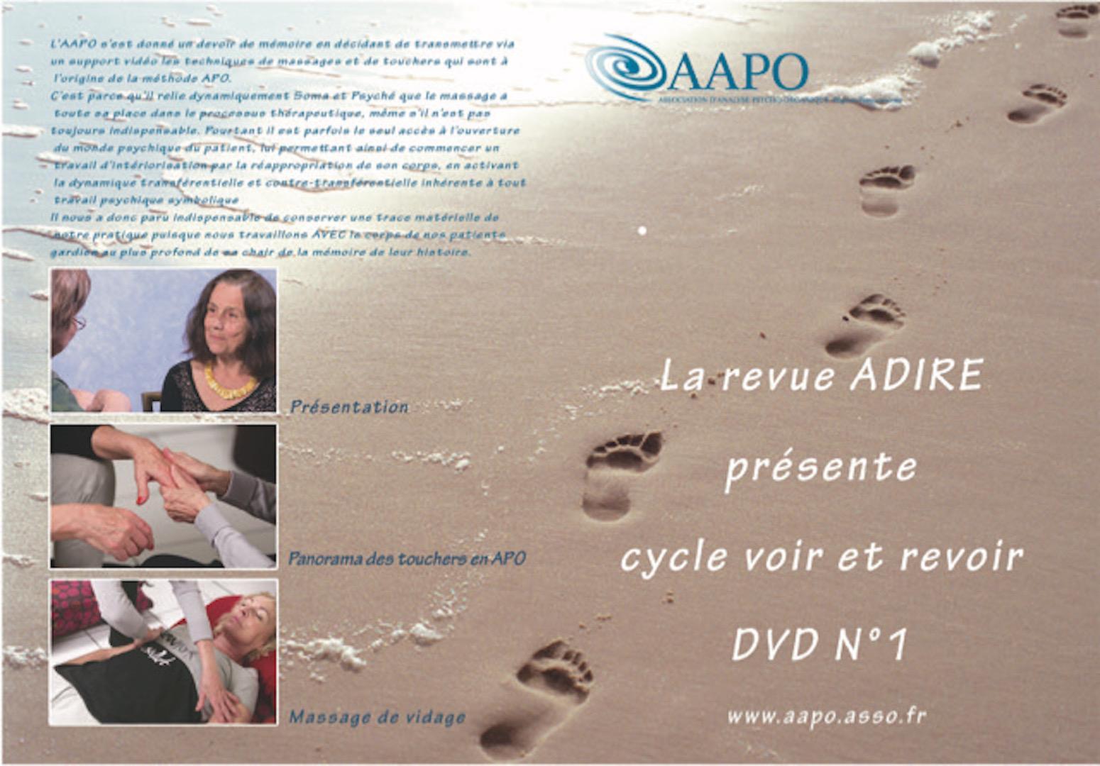 """Bande-annonce du DVD """"Voir et Revoir"""""""