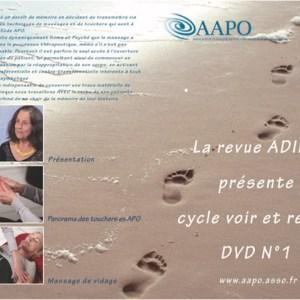 """DVD N°1 Cycle """"Voir et Revoir"""""""