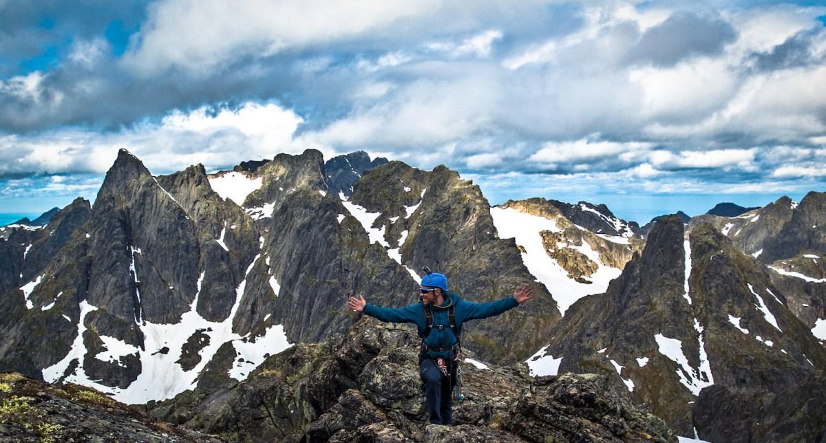 Norges vanskeligste fjell - Trakta