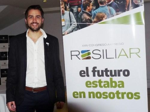 Santiago Nocelli Lanzamiento Aapresid 2016 FOTO 1