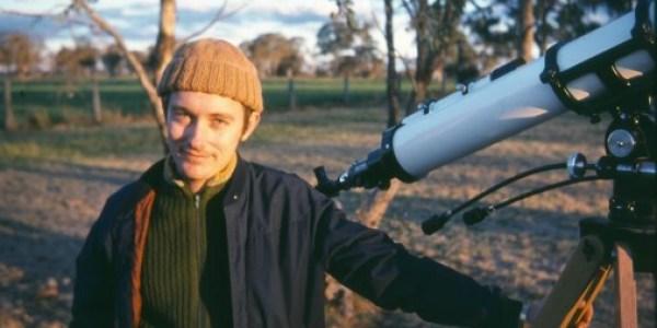Jeff Ryder – Murray Bridge State School astrocamp 1976