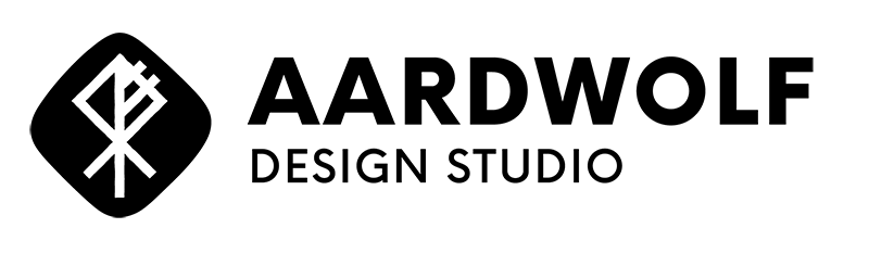 Aardwolf Design Logo Horizontal