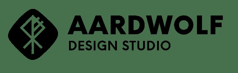 Aardwolf Design Logo Horizontal