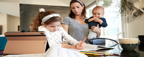 Why homeschool? It gets complicated now