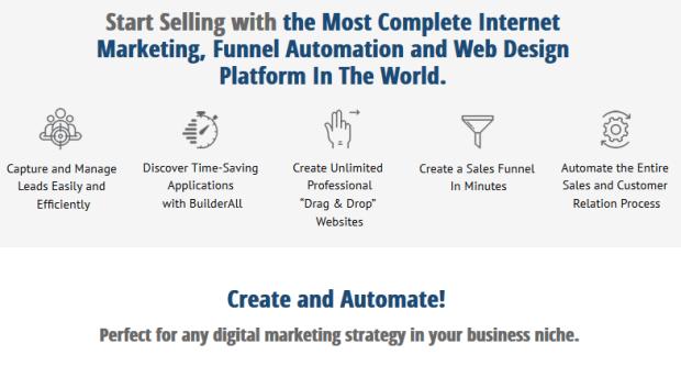 BuilderAll Software Internet Marketing Download