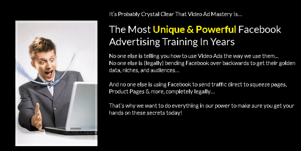 Video Ad Mastery Facebook Training by James Sides Download