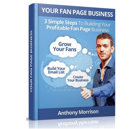 Fan Page Domination Training By Anthony Morrison Review