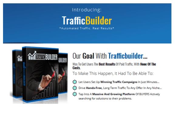 TrafficBuilder Unlimited JVzoo Live