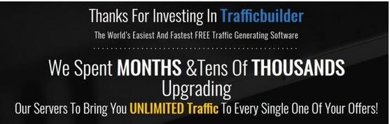 TrafficBuilder Unlimited Upgrade OTO Review