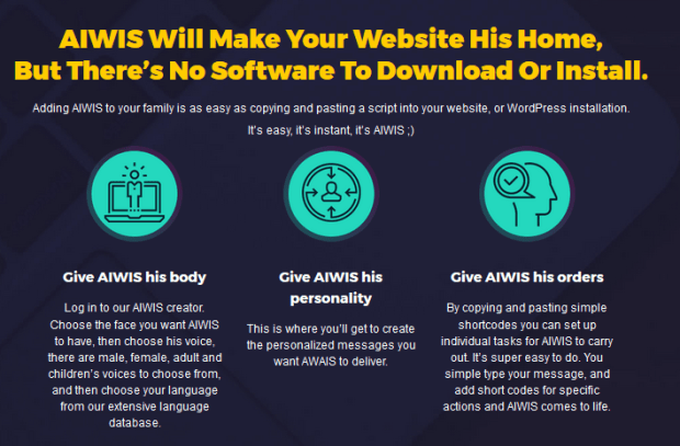 AIWIS Artificial Intelligence Website Interactive By Craig Crawford Downloads