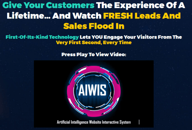 AIWIS Artificial Intelligence Website Interactive By Craig Crawford Launch