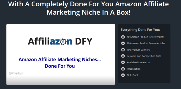 Affiliazon DFY Drone Edition By Kurt Chrisler Download