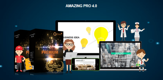 Amazingpro 4.0 By Aries Firmansyah Launch