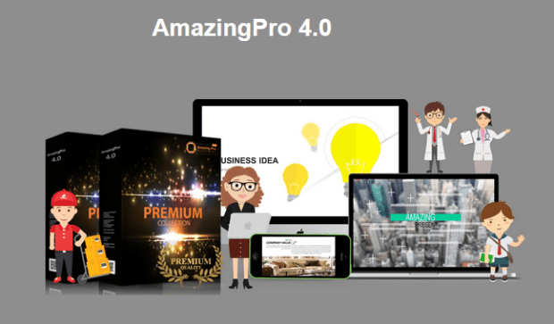 Amazingpro 4.0 By Aries Firmansyah Review