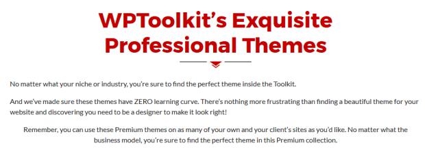 Wp Toolkit Developers Edition By Matt Garrett Benefits